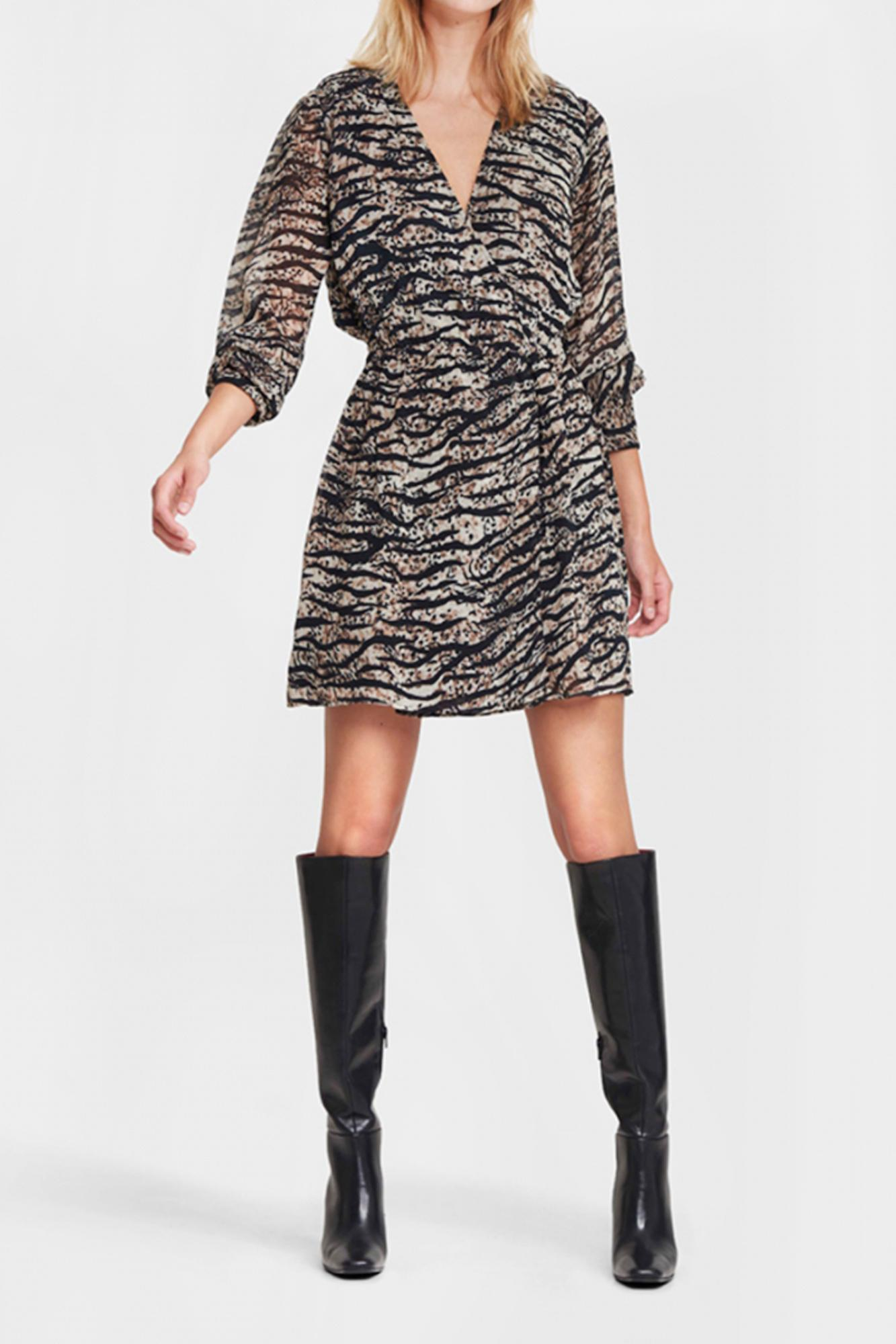Zebre dress