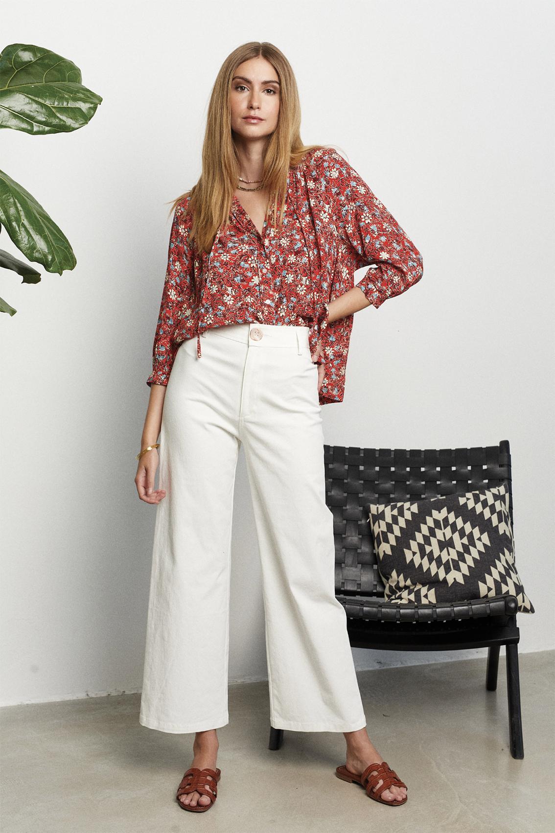 Pantalon Magrine