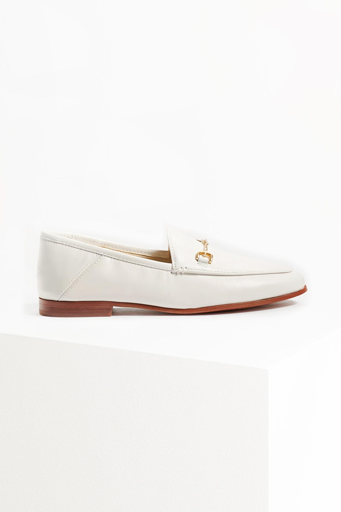 Leather Loraine loafers