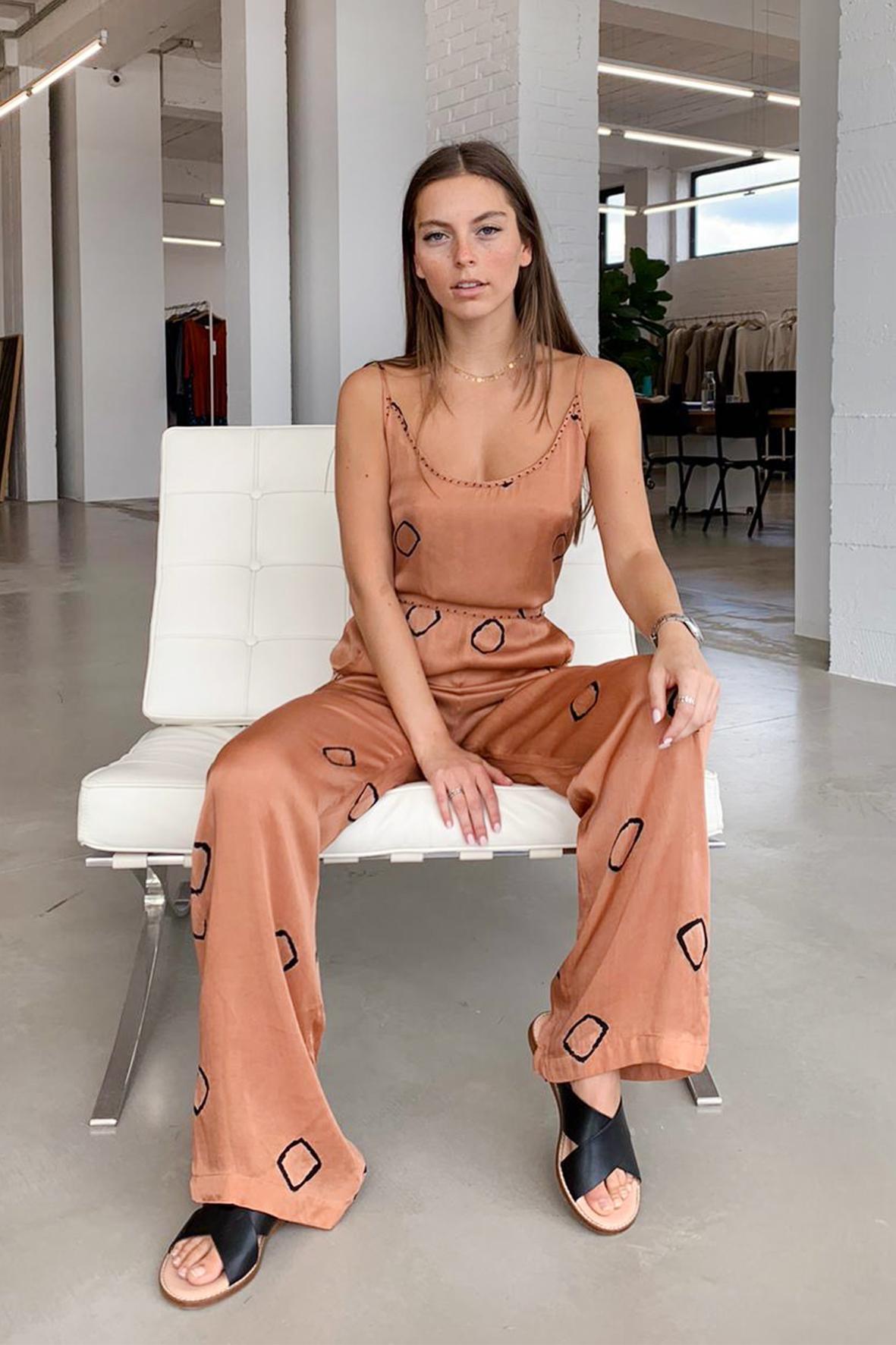 Pantalon Fae Tie-Dye