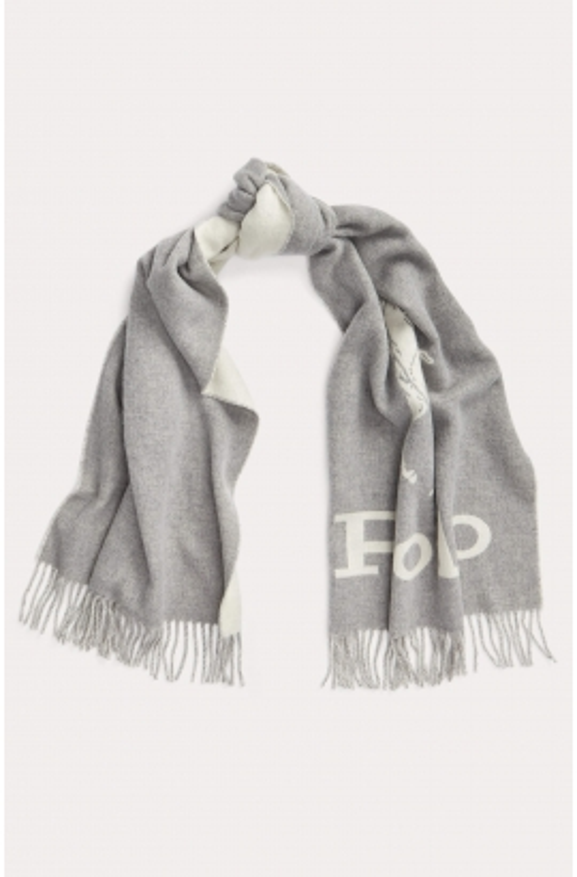 Polo Fawn scarf