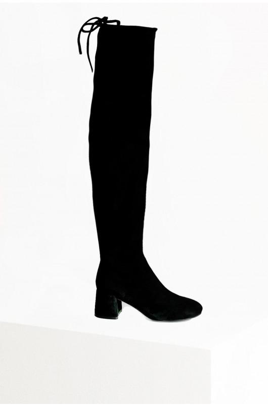 Bibi suede high boots