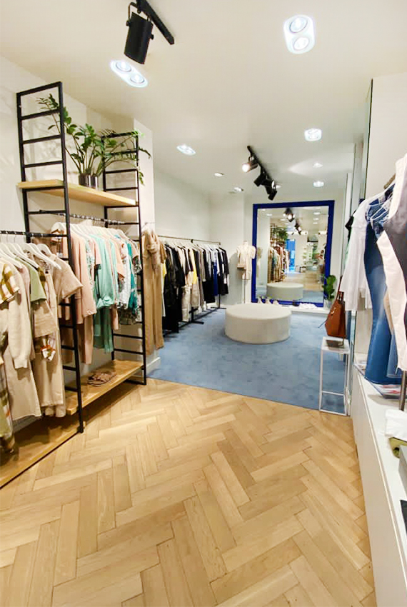multibrand store no concept studio